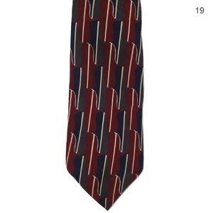 Cezani Silk Tie Imported from Italy